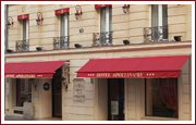 Hotels Paris, Exterior